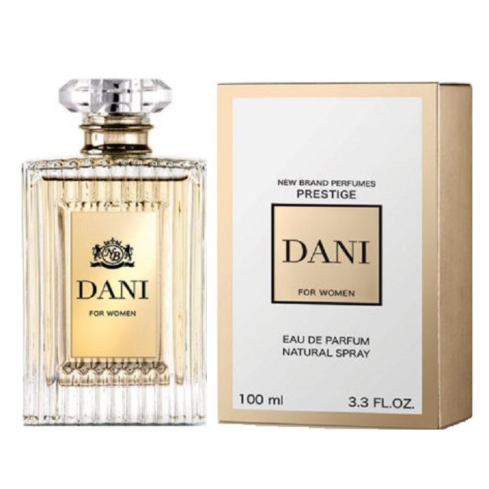Dani Perfume by New Brand 3.3oz Eau De Parfum Spray for women